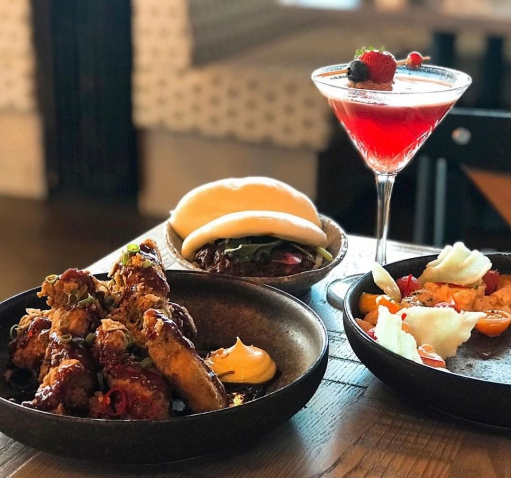 This Fusion Restaurant Serves All-You-Can-Eat Dumplings, Bao And More Every Weekend