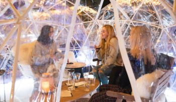 These Instagrammable Igloos Have Returned To Wellington For Winter