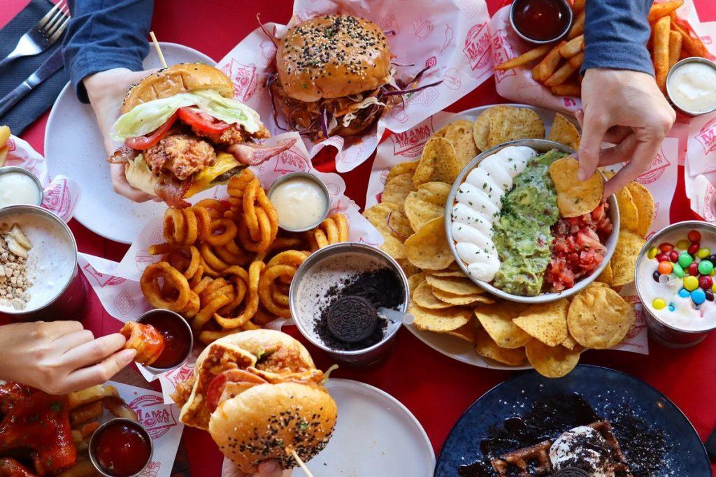 Best American Food