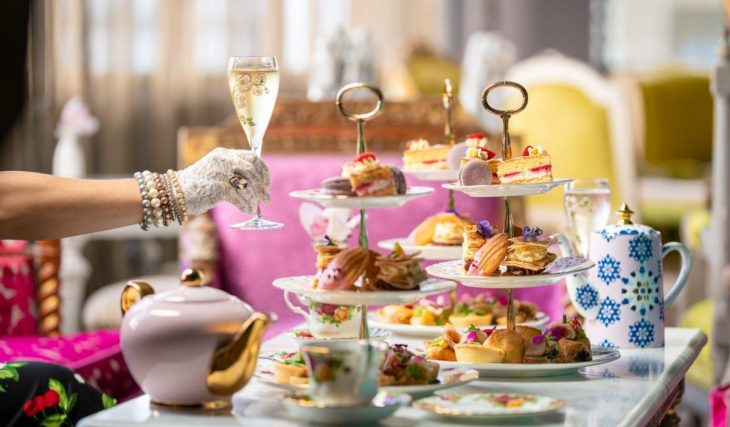 Have The Most Unique High Tea Experience At This Quirky Wellington Restaurant
