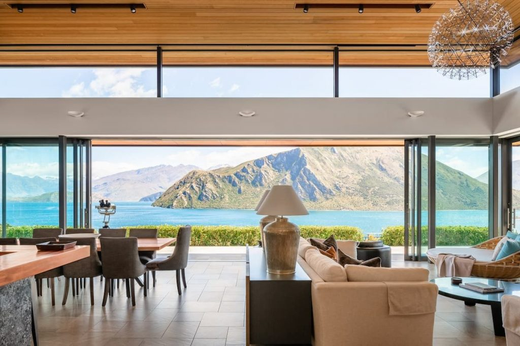 New Zealand Airbnbs