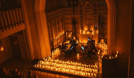 Diese großartigen klassischen Konzerte von Candlelight kommen nach Zürich