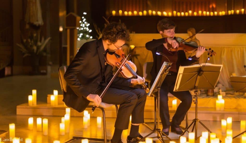 Der Soundtrack eurer Kindheit, jetzt im Konzert im Kerzenlicht