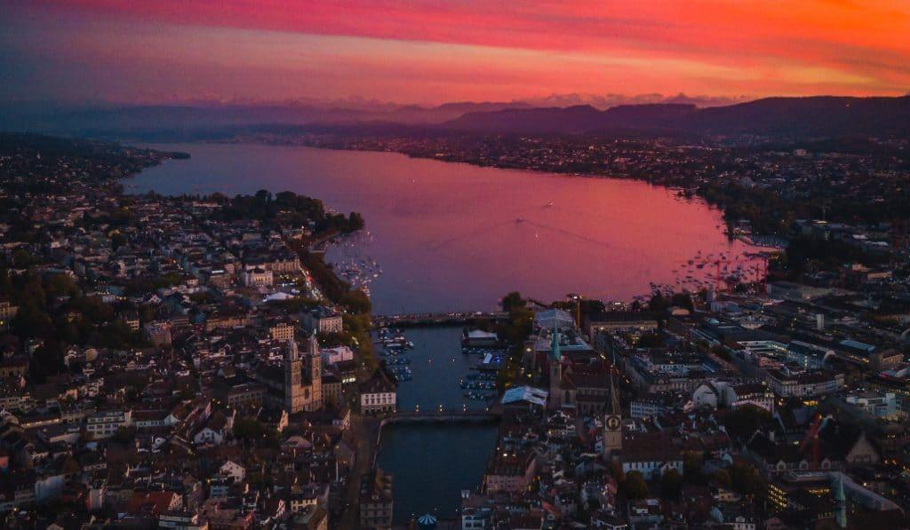Das sind eure lieblings- Liebeseckchen in Zürich – Lockdown edited