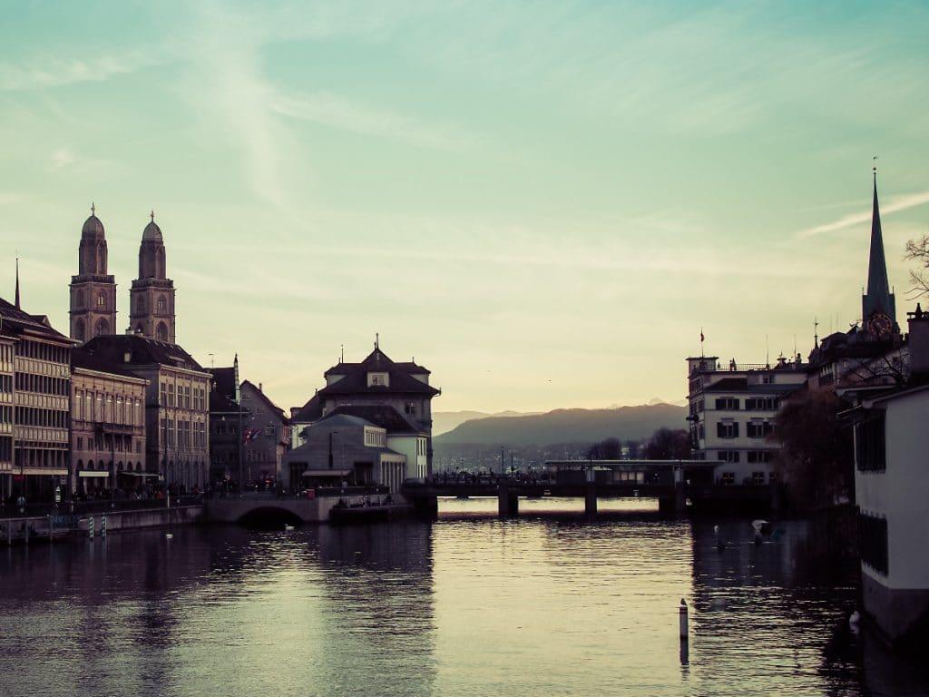 Die 8 besten Foto-Spots in Zürich