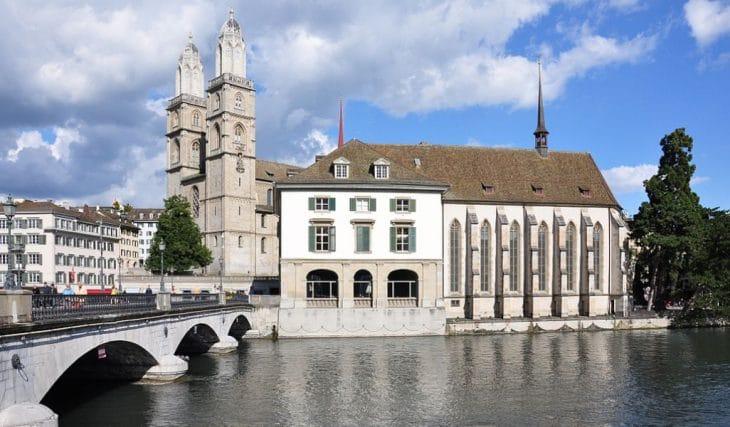 10 Kuriositäten der Wasserkirche