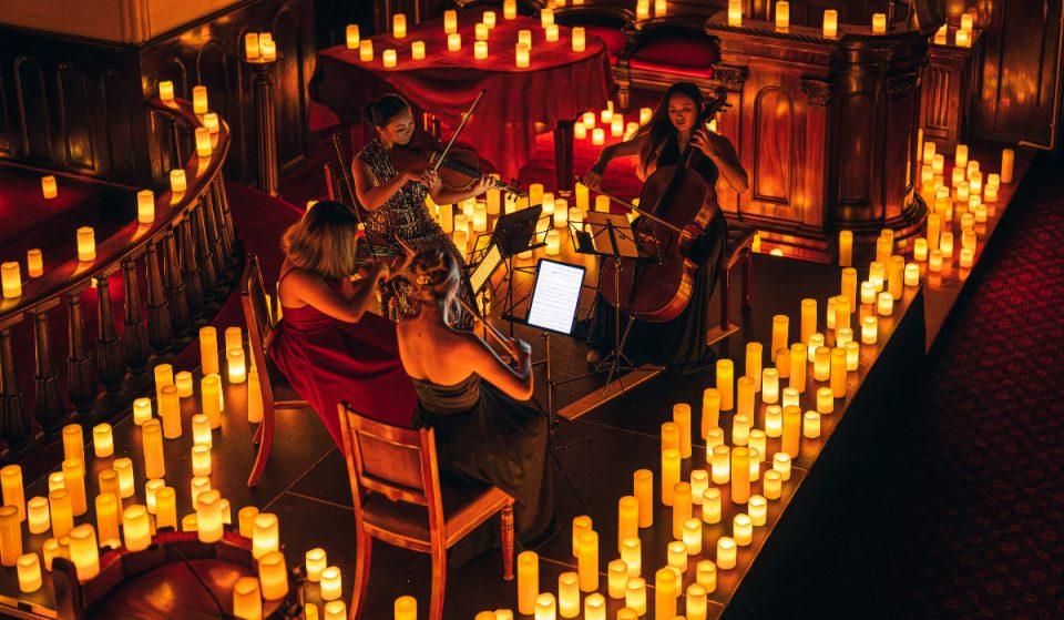 Magische Candlelight-Konzerte finden im Weisser Wind Theatersaal statt