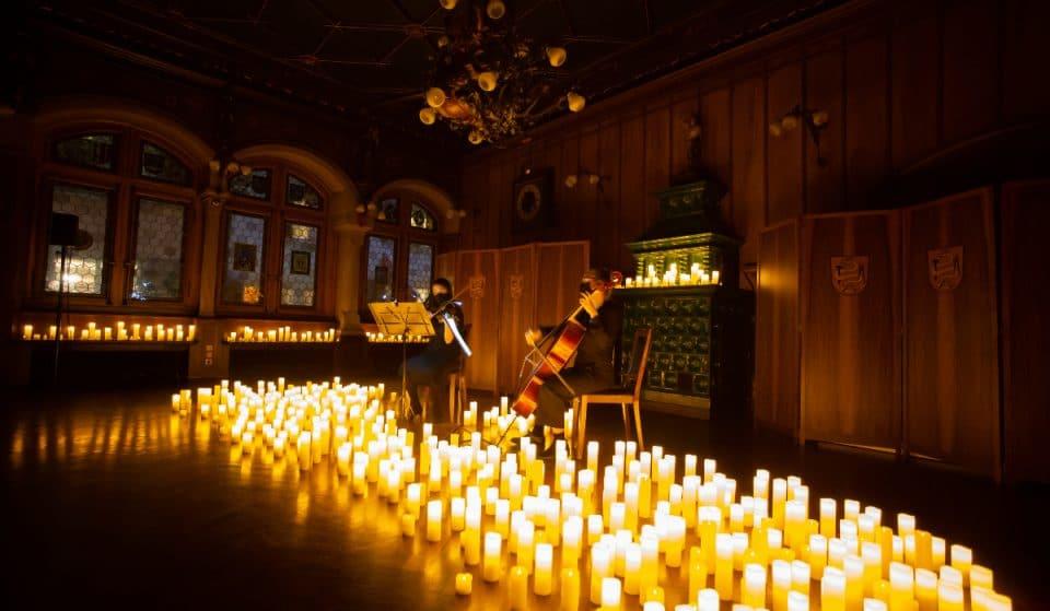 Candlelight-Konzerte im Zunfthaus zur Schmiden