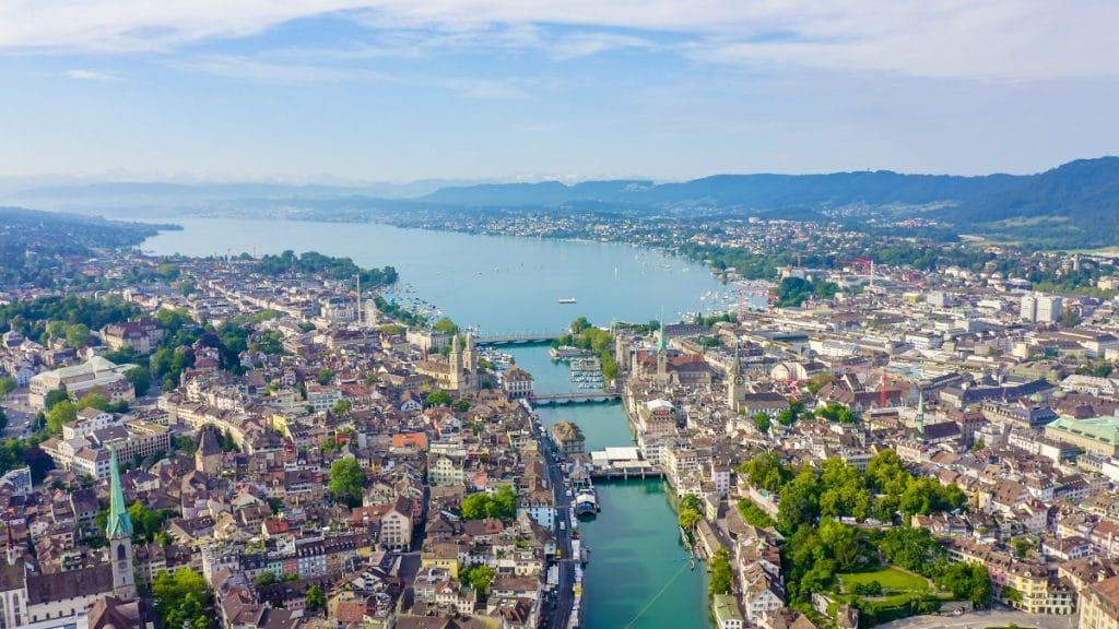 Die besten Quartiere in Zürich
