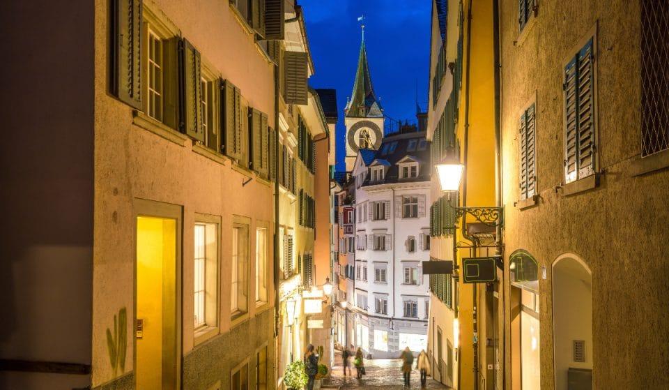 Gruselgeschichten und Legenden aus Zürich