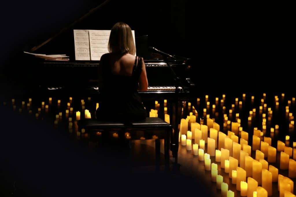 Macht euch bereit für einen Sommer voller schöne Konzerte im Kerzenlicht