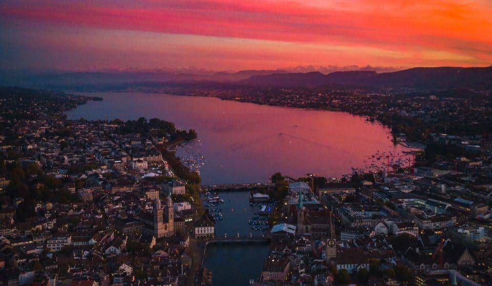 Sundowner Zürich: Hier geht die Sonne am schönsten unter