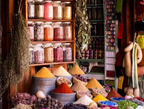 4 Exotische Lebensmittelläden in Zürich