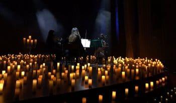 Streichduett-Konzert zu den größten Komponisten in einer magischen Atmosphäre