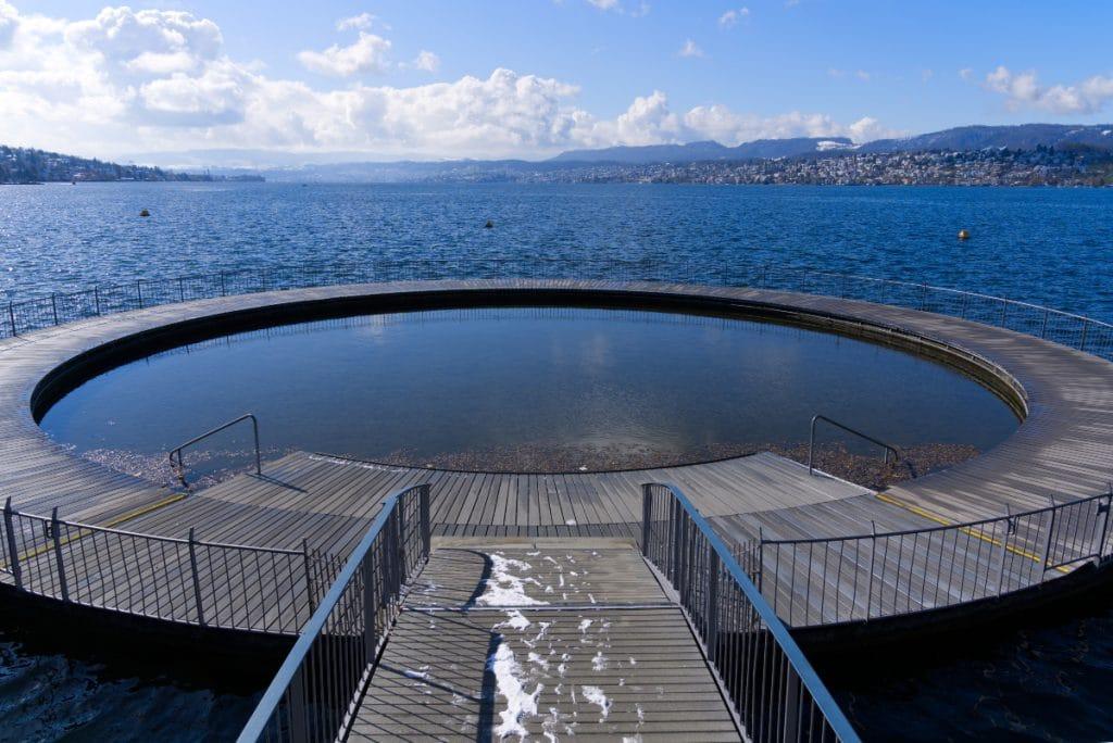 Unsere Lieblingsfreibäder in Zürich