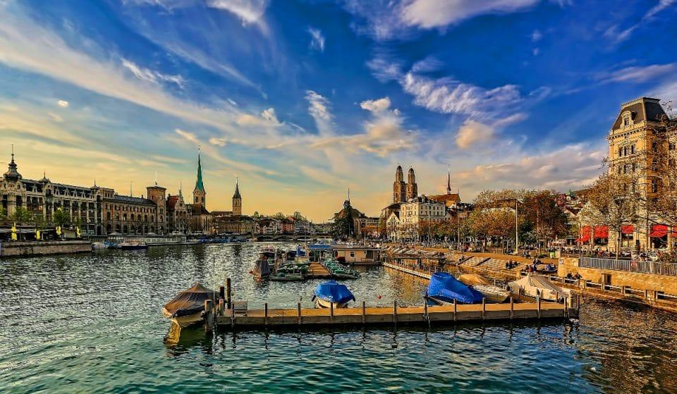 Zürich ist die 7. lebenswerteste Stadt der Welt