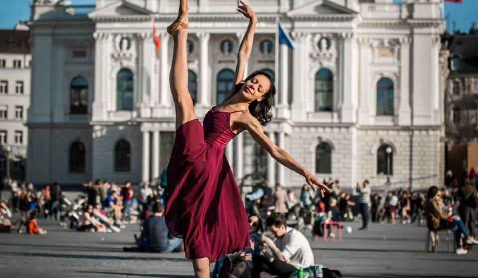 Interview mit Myrna Kamara, Solotänzerin für das Candlelight-Ballett Zürich
