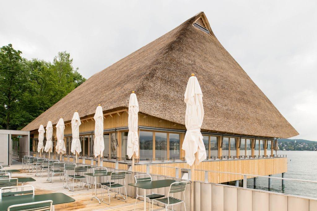 Am 1. Juli öffnet die Fischerstube am Zürichhorn wieder