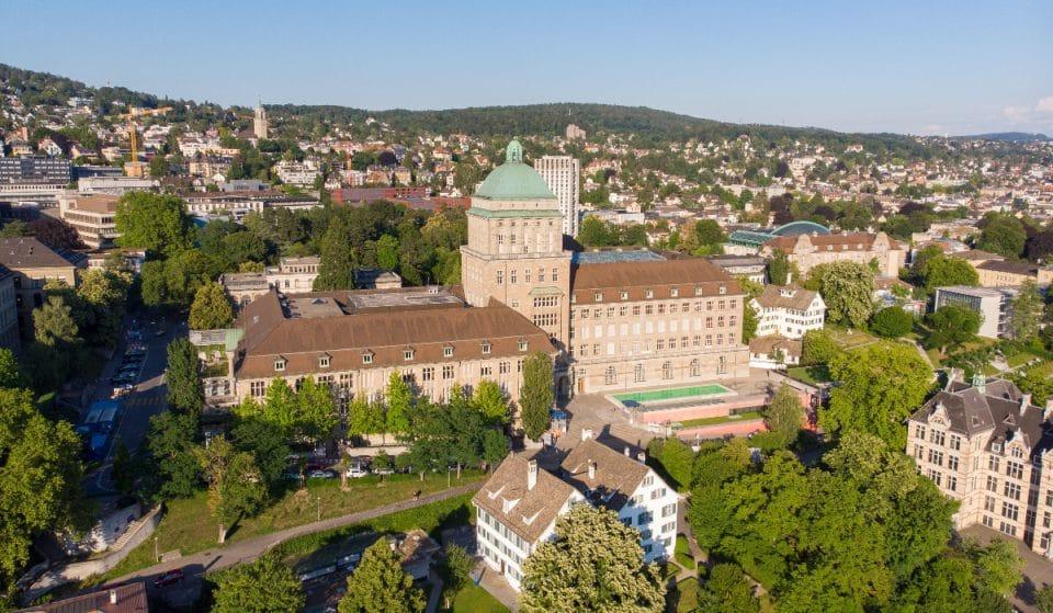 Zürich ist die siebtbeste Studentenstadt der Welt