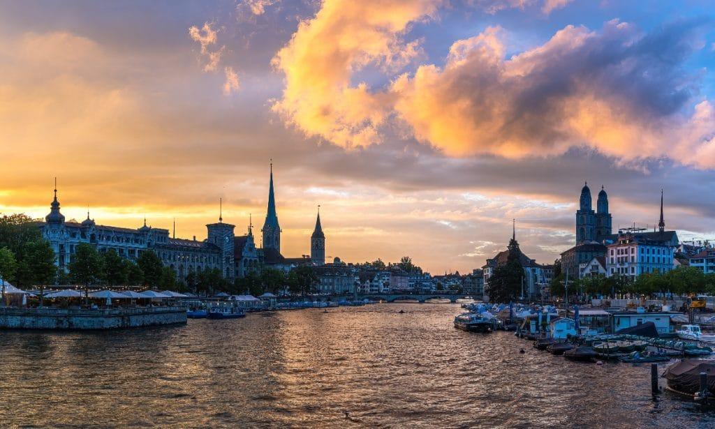 Zürich ist die fünftteuerste Stadt der Welt