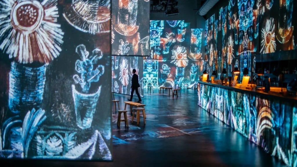 Eine immersive Ausstellung über Frida Kahlos Werk kommt nach Zürich
