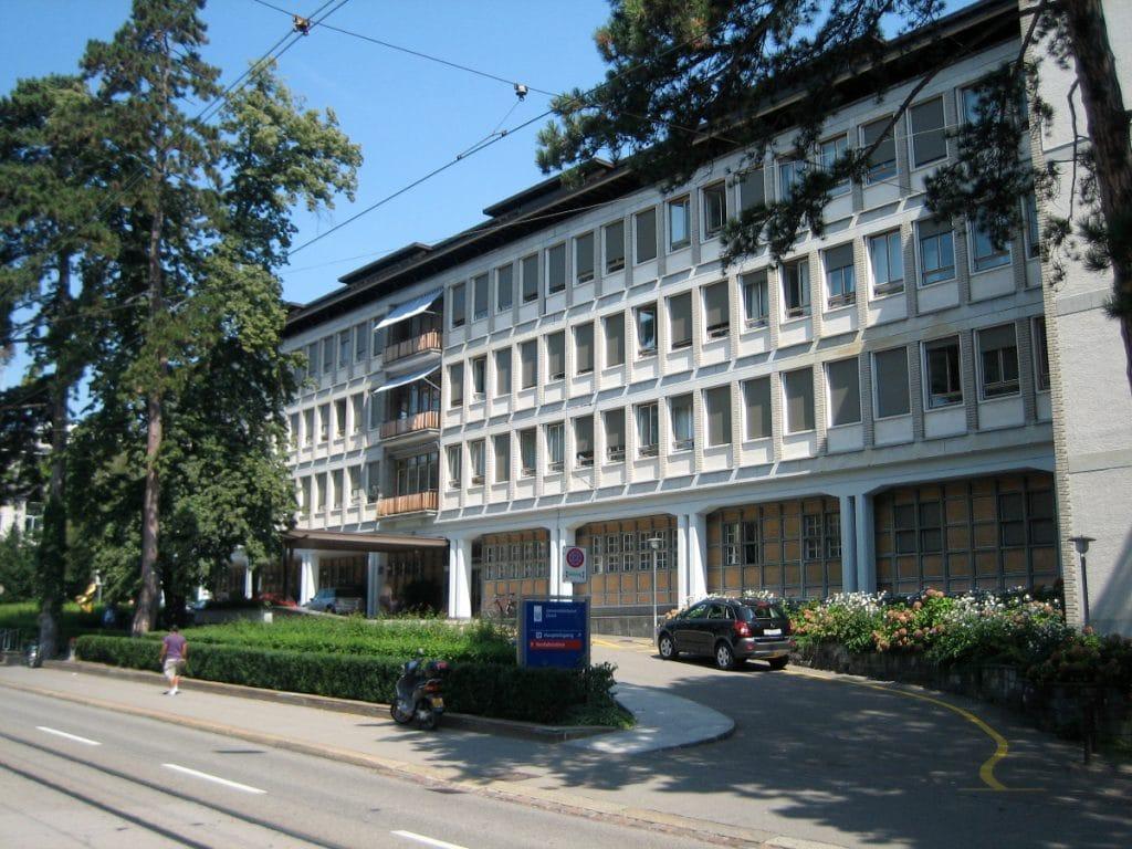 Zürich verfügt über zwei der besten spezialisierten Spitäler der Welt