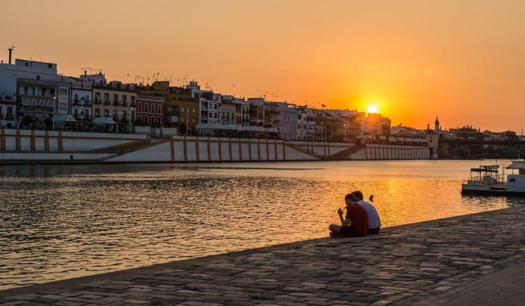Estos son los lugares más románticos de Sevilla