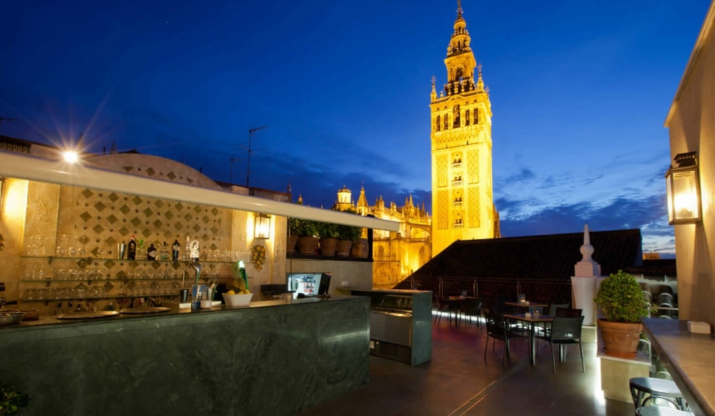 Las Terrazas Con Mejores Vistas De Sevilla Sevilla Secreta