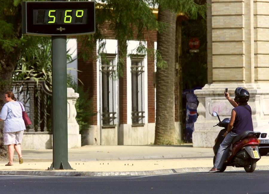 Sevilla tiene un calor especial: trucos para sobrevivir a una ola de calor