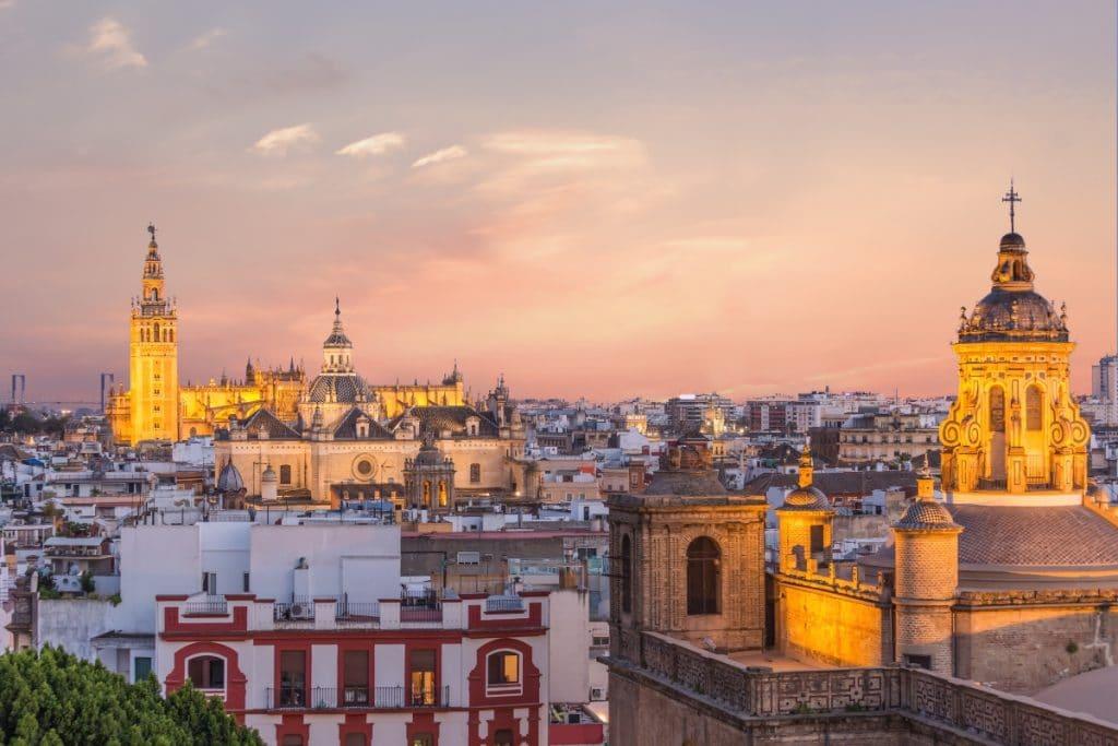 Las vistas más alucinantes de Sevilla son estas