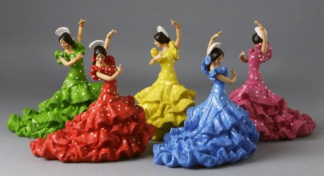 Castañuelas, flamenquitas y otros souvenirs cutres a evitar