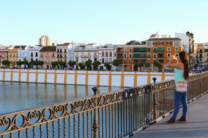 ¡I love Alameda! Y otras cosas que los extranjeros aman de Sevilla