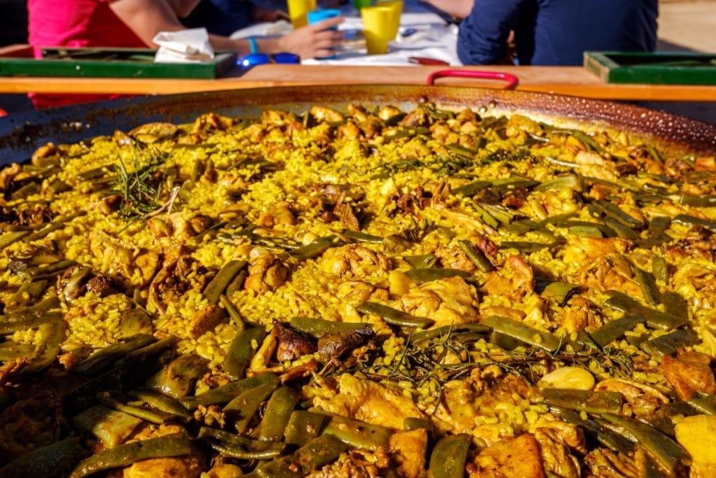 Estas son las mejores paellas de Sevilla