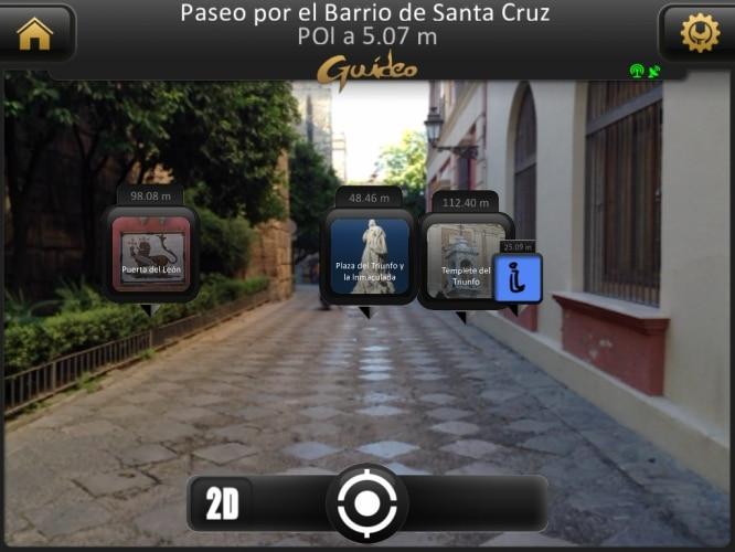 app sevilla