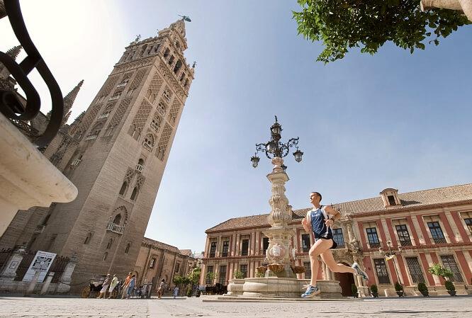 ¡Corred insensatos!: los mejores lugares para hacer running en Sevilla
