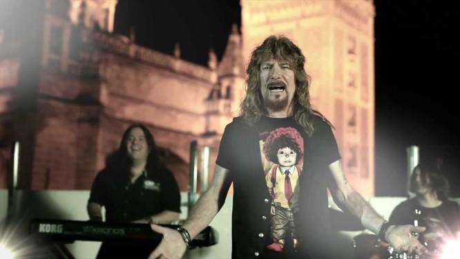 Simply Red, Medina Azahara y otros artistas que grabaron su videoclip en Sevilla