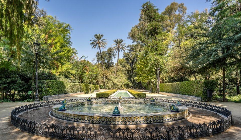 Los 10 lugares con más encanto del Parque de María Luisa