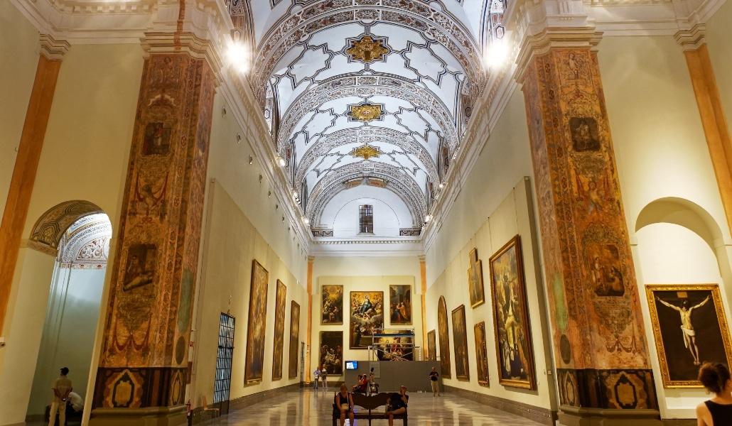 10 Cuadros Imprescindibles Del Museo De Bellas Artes De Sevilla Sevilla Secreta