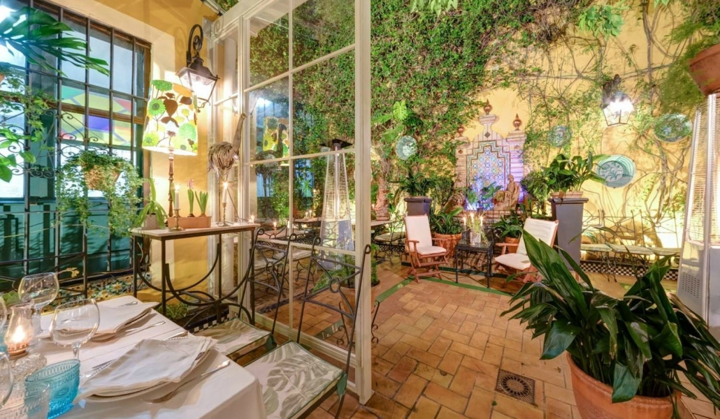 8 restaurantes de Sevilla con un encanto especial