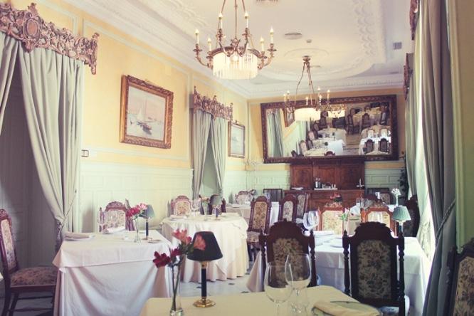 Restaurantes con encanto en Sevilla