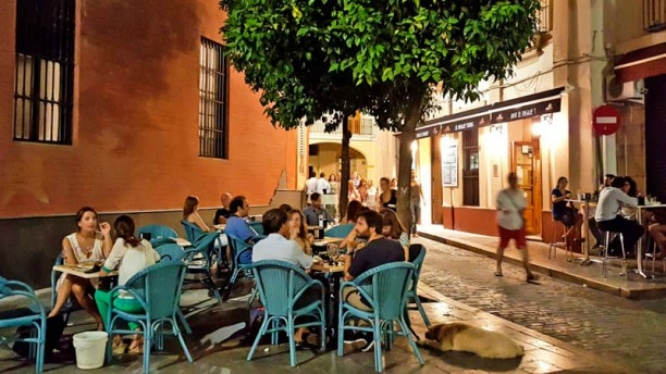 restaurantes de moda en sevilla