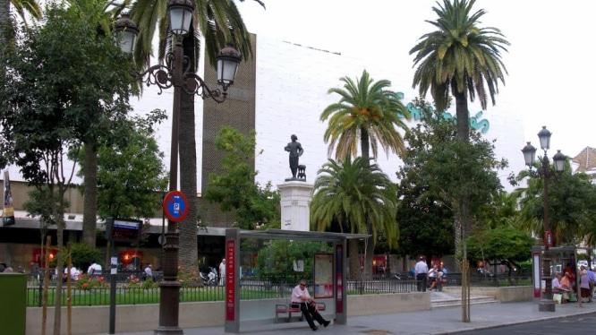 edificios de Sevilla