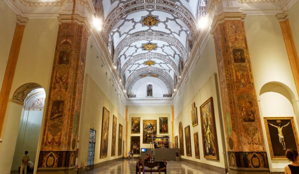 7 curiosidades que debes saber del Museo de Bellas Artes de Sevilla