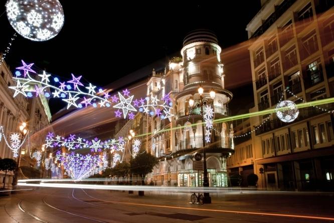 10 razones por las que amarás la Navidad en Sevilla