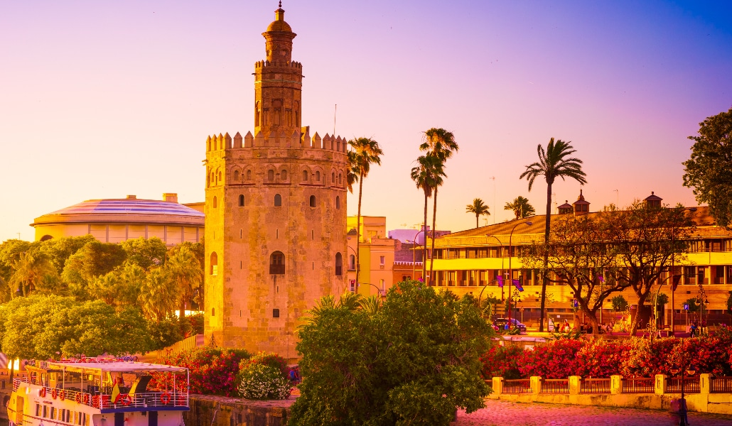 7 cosas que debes saber de la Torre del Oro de Sevilla