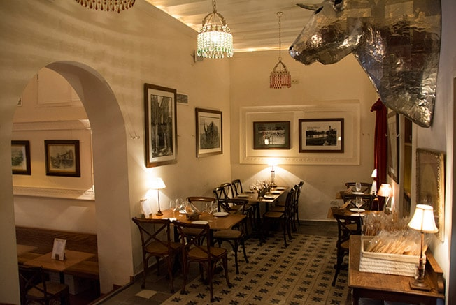 restaurantes de sevilla