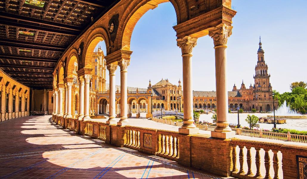 7 curiosidades de la Plaza de España de Sevilla