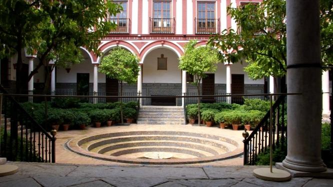 hospital de los venerables sevilla