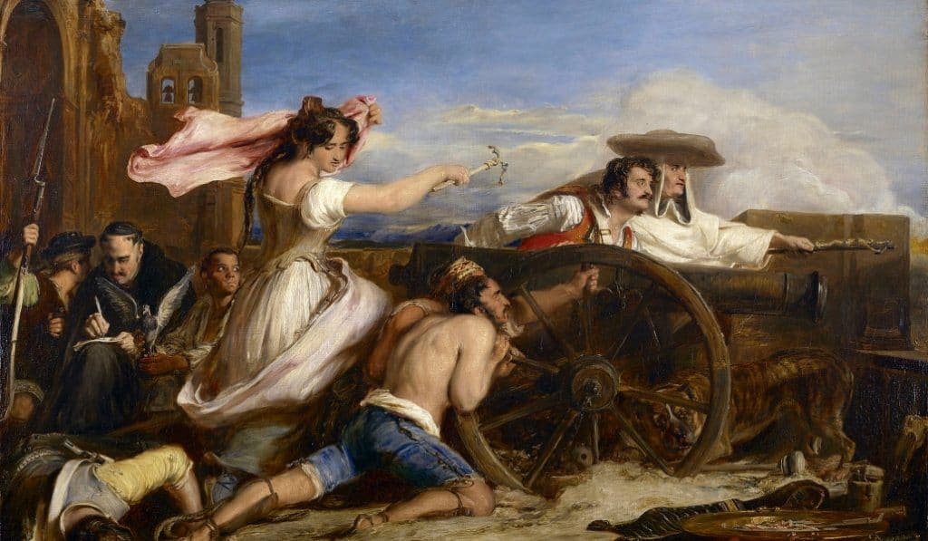 Manuela de Luna: la heroína sevillana olvidada por la historia