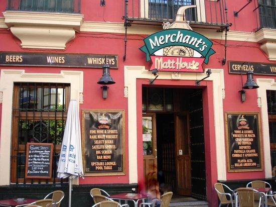 merchants sevilla